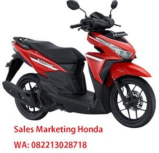 Harga Kredit Motor Honda di Solo