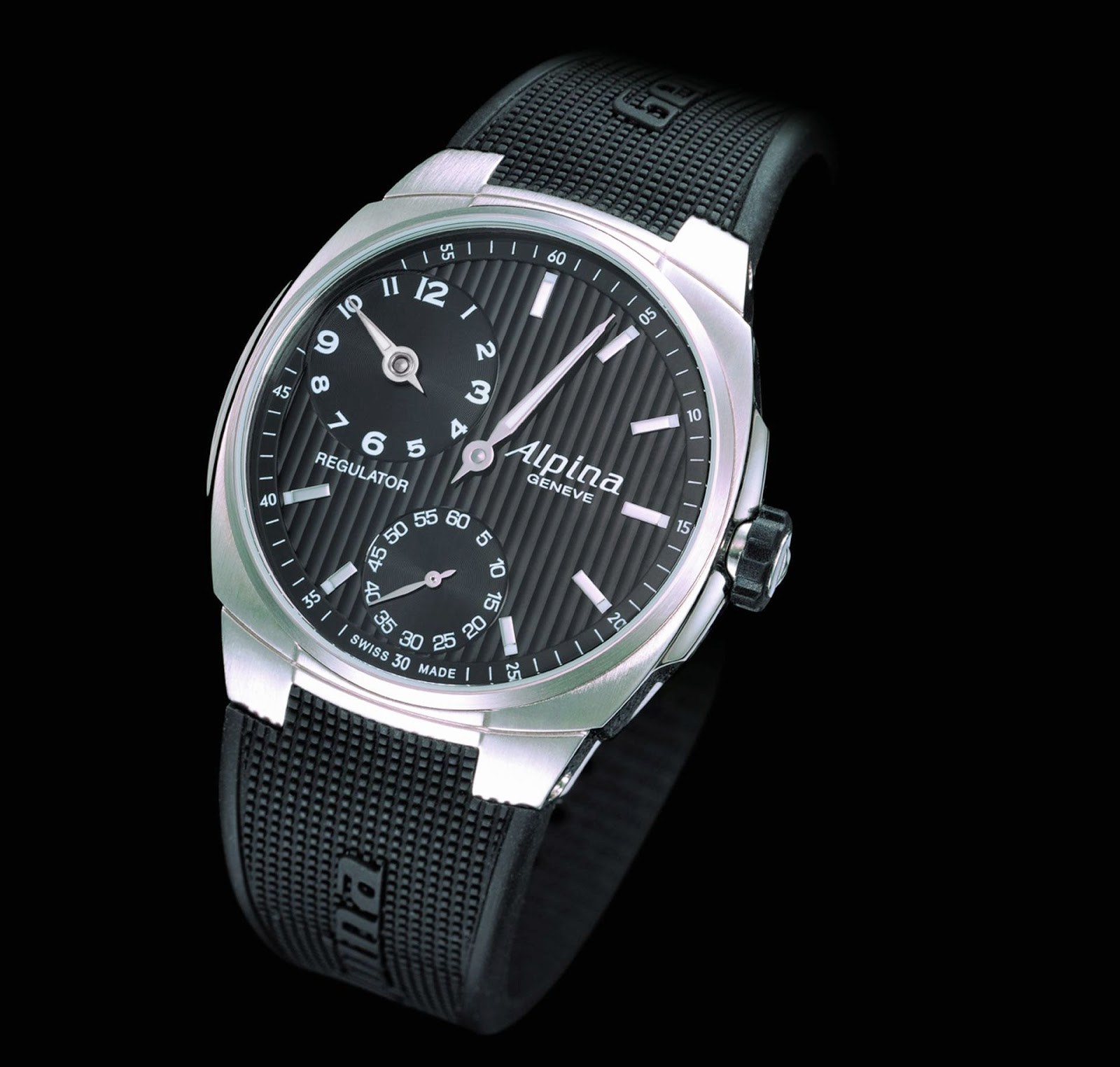 ALPINA Avalanche Régulateur watch