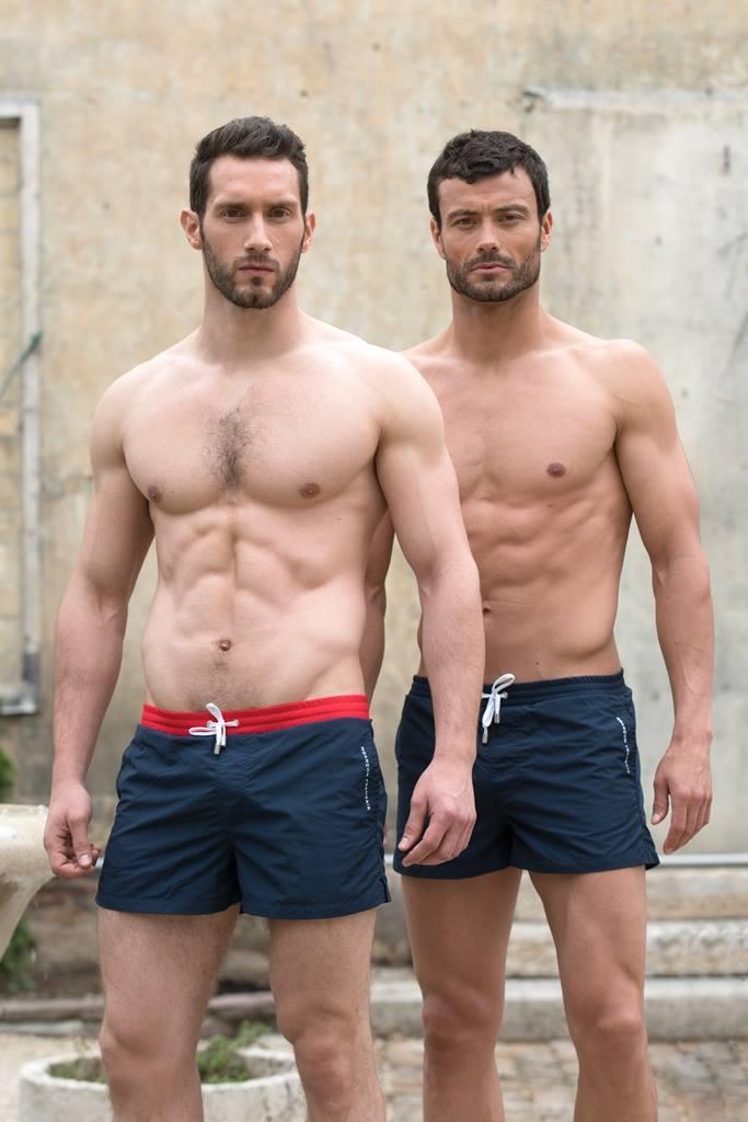 New swimwear collection by Garçon Français | Men and underwear