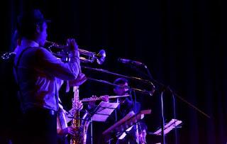 La banda Fractal Jazz la rompe en Chile / stereojazz