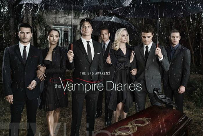 poster 8 temporada the vampire diaries