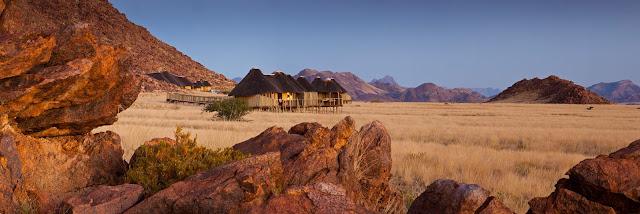Sossus Dune Lodge Sesriem, Namibia