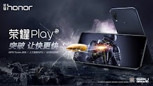 Honor Play Resmi Dirilis, Smartphone Gaming Pertama dengan GPU Turbo