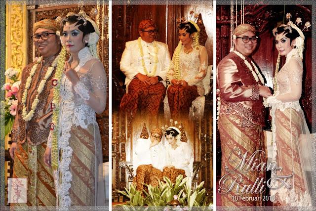 foto liputan pernikahan adat jawa