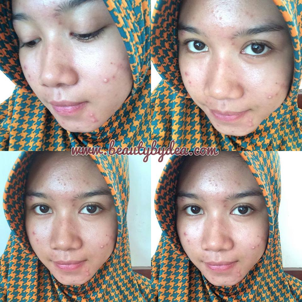 My Makeup Journal By Dea Rahmania