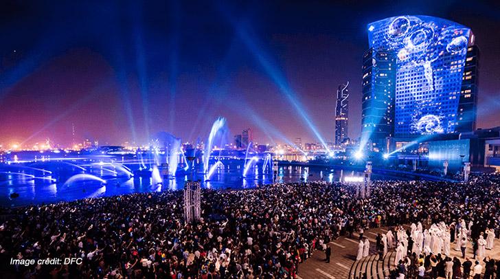 Dubai Festival Of Lights 2018