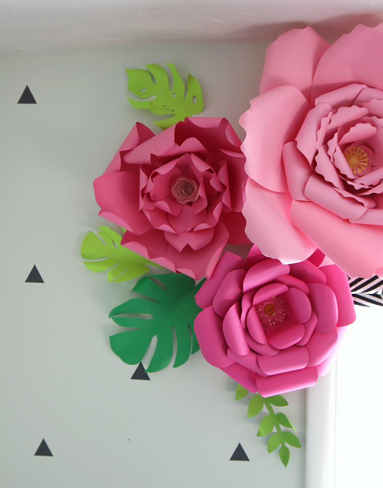 The Craft Patch: How to Make Paper Flowers