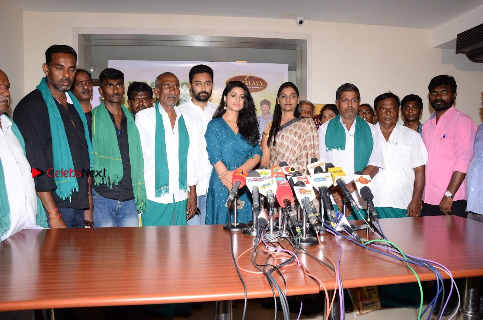 Sneha and Prasanna Photos at Tamil Nadu Farmers Financial Assistance