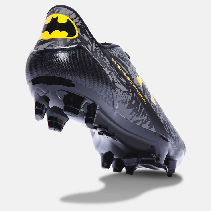 71723947a4ae ... zoomed Under Armour Speedform Batman v Superman Boots Released ...
