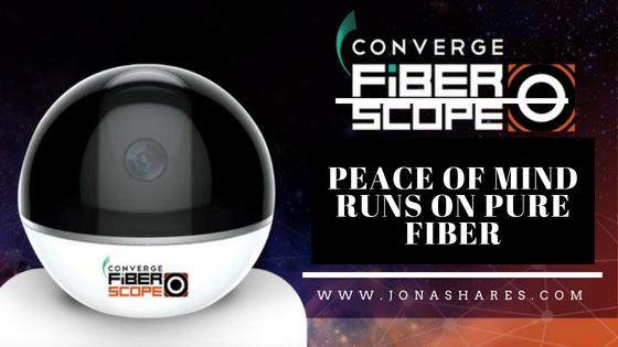 CONVERGE FIBERSCOPE: Peace of Mind Runs on Pure Fiber