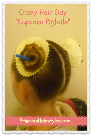 crazy hair day hairstyle - hairstyles