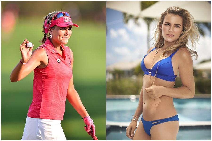 Hottest lpga golfer hot women consider, that