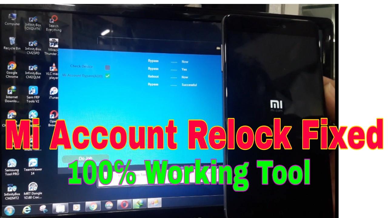 Need Firmware File: Mi ACCOUNT RELOCK FIX TOOL (PAID TOOL) I'II GIVE