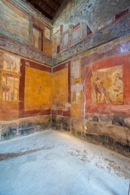 Domus Sirici-Scavi di Pompei