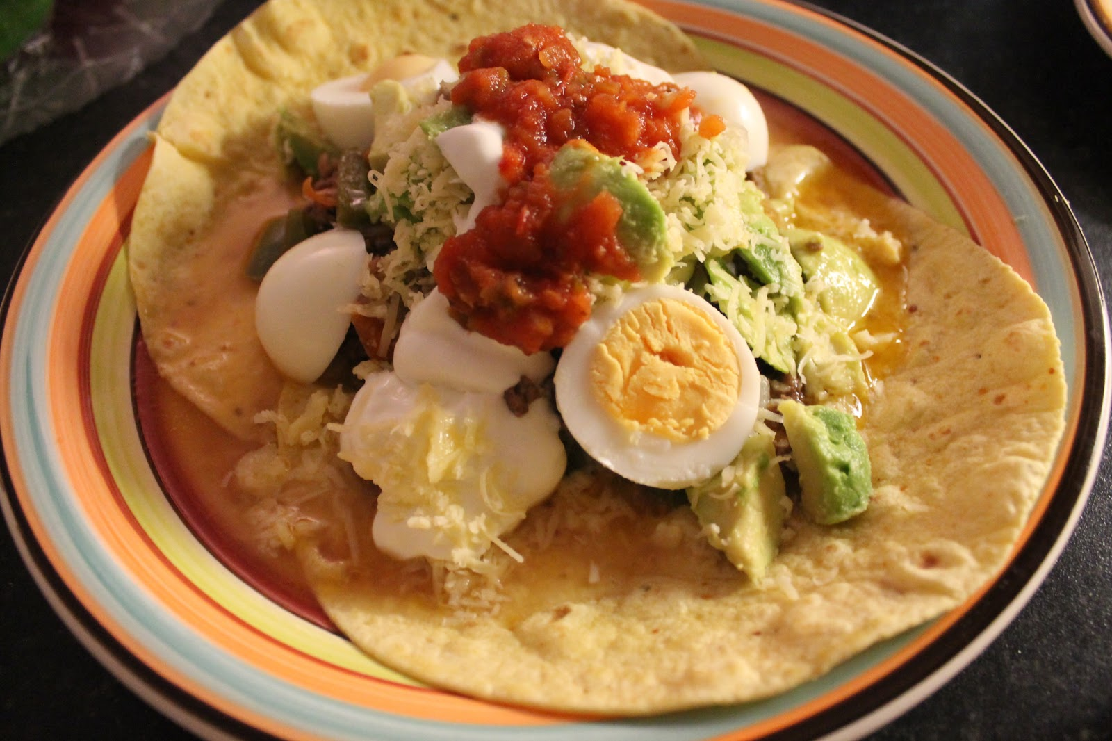 Learning about the world: Honduras - How I made Enchiladas ...
