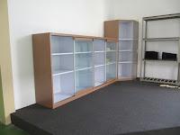 Etalase (General) - Custom Furniture Semarang