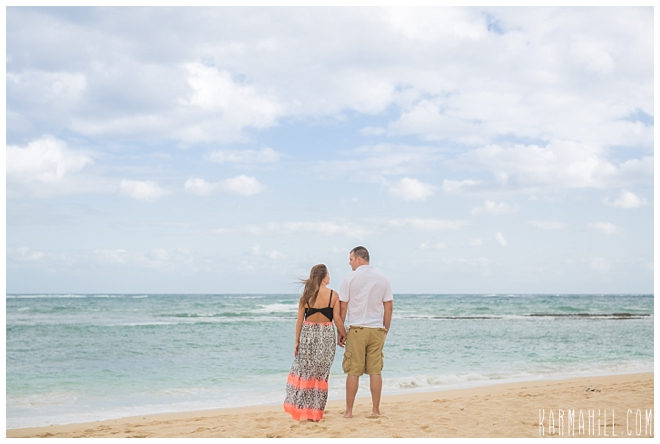 Maui Beach Couples Photography