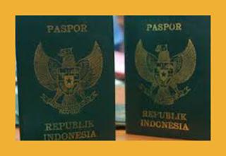 Perubahan Data dan Penarikan Paspor Biasa