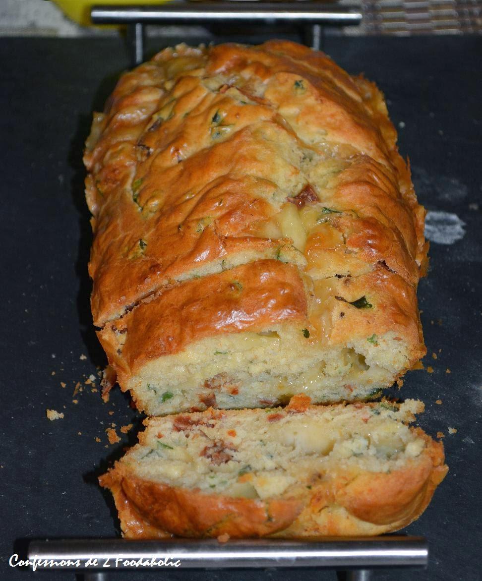 Cake Au Comt Ef Bf Bd Et Aux Noix