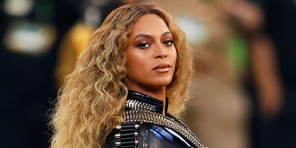 Beyonce's Half-Time show Makeup