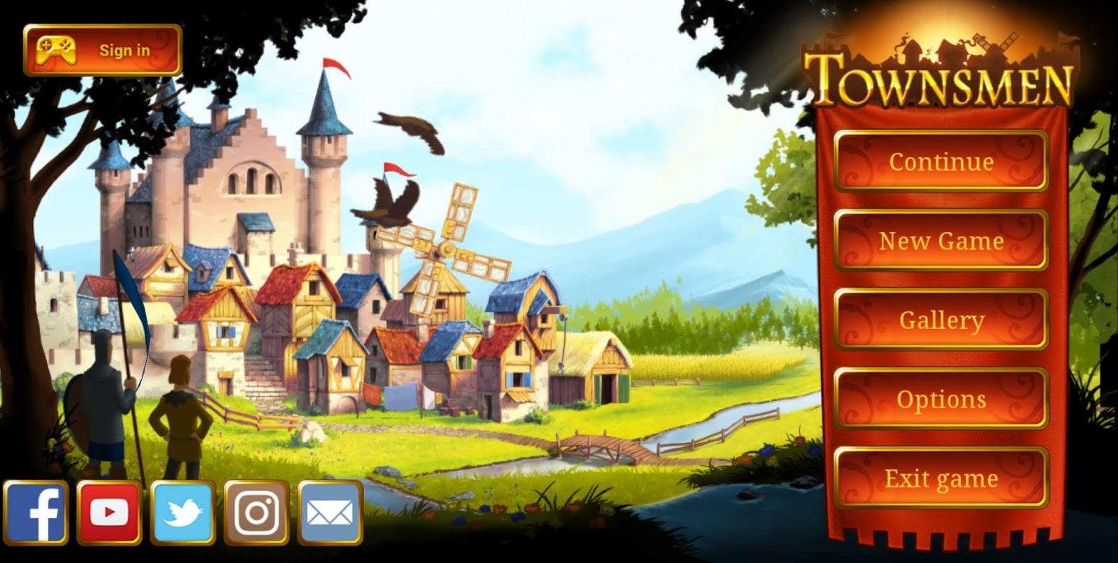 Townsmen Premium Mod Apk Version 1 14 0 Unlimited Money