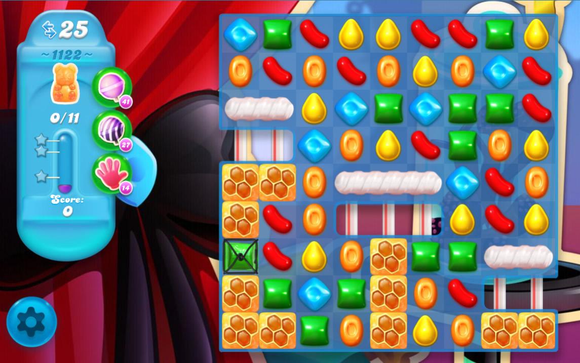 Candy Crush Soda Saga 1122