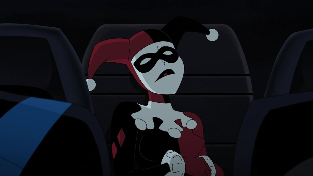 Batman y Harley Quinn (2017) HD 720p Latino - Ingles captura 2