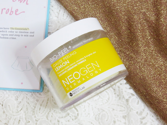 neogen-bio-peel-gauze-peeling-lemon