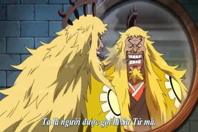 sư tử vàng shiki