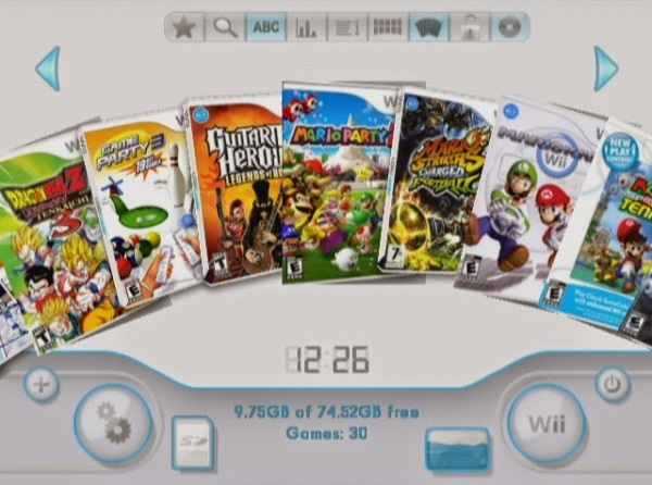 Wii ISO Game Torrents