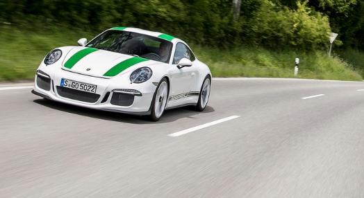 2017 Porsche 911 R Performance