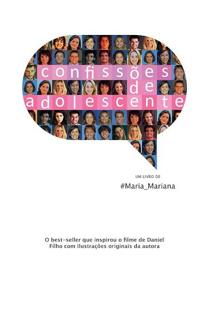 Confissões de adolescente Edição 2 - Maria Mariana
