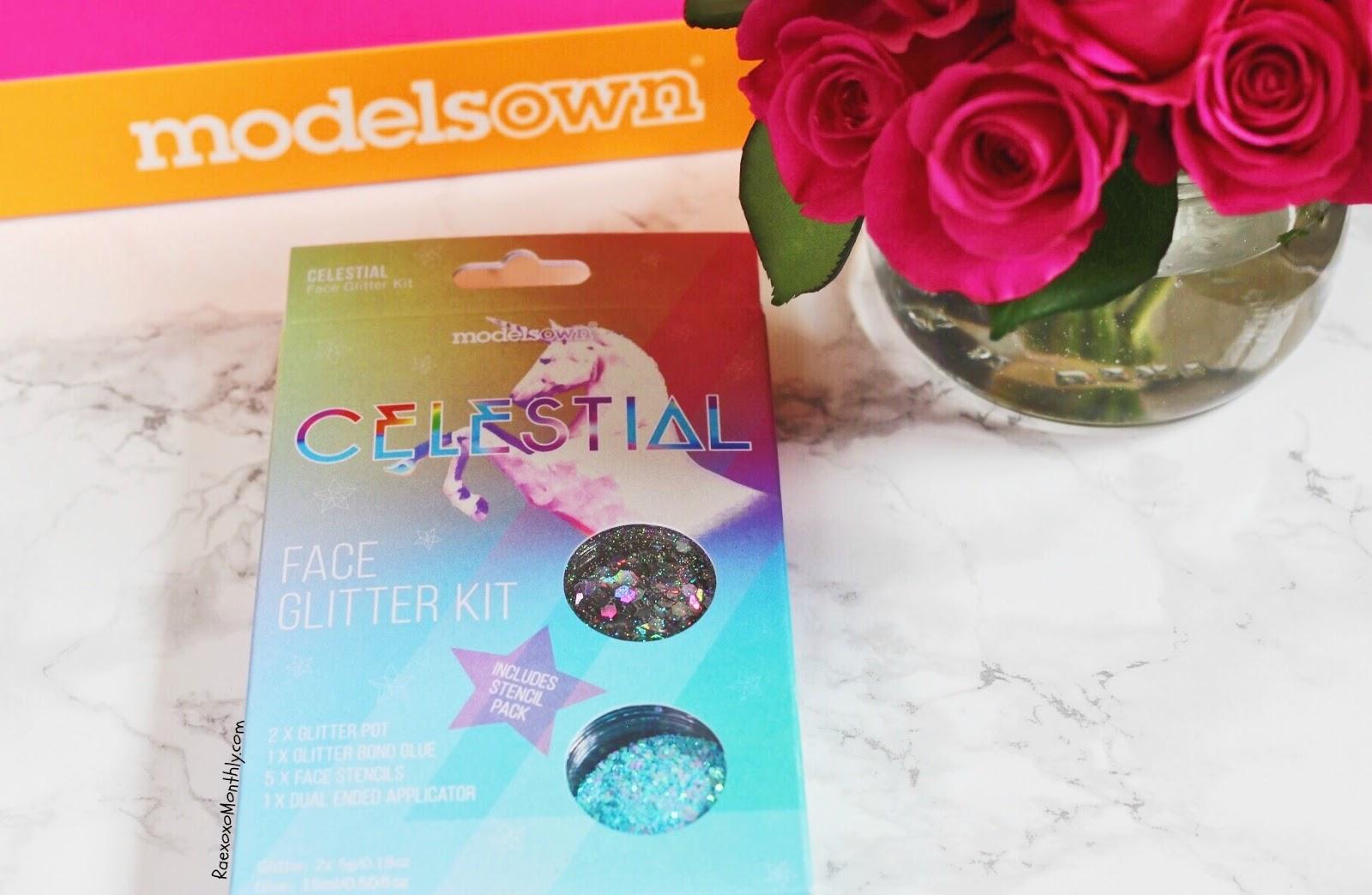Celestial Face Glitter Kit