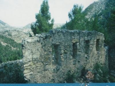 Beseit, Fortins de Cabrera, fortines de Ramón Cabrera , Beceite, tambor, fuertes de Cabrera