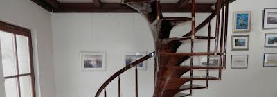 spiral stairscase