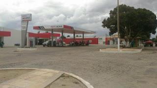 Frentistas são agredidos durante assalto ao posto de combustíveis de Jaçanã