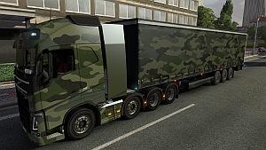 Army Volvo 2012
