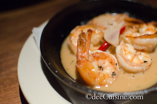 Gambas al Ajillo - Sautéed Shrimp, Garlic, Sherry