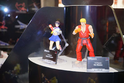 S.H. Figuarts - Street Fighter