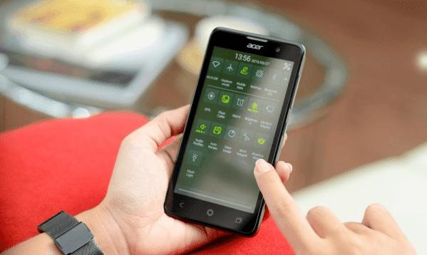 Stock Firmware Acer Liquid Z520