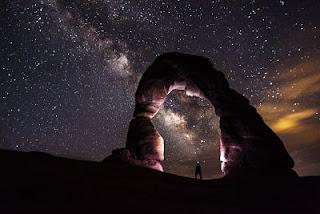 National park Stars