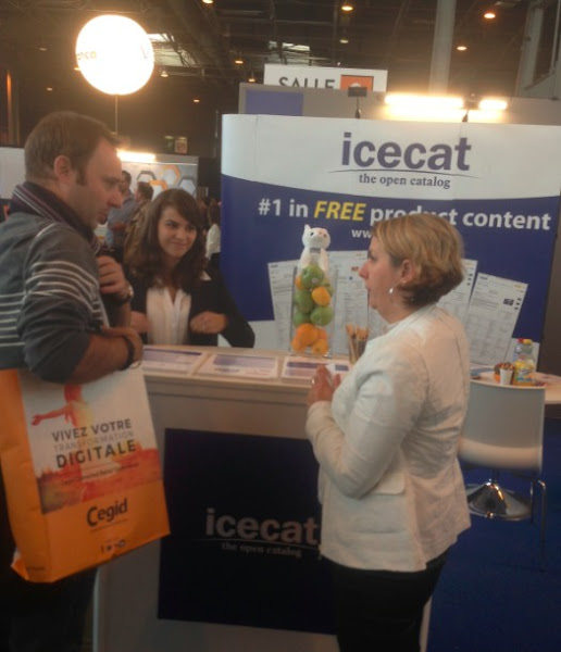Icecat in Paris