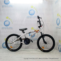 Sepeda BMX Wimcycle Superman Lisensi 20 Inci