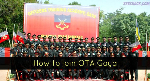 How to join Officers Training Academy Gaya