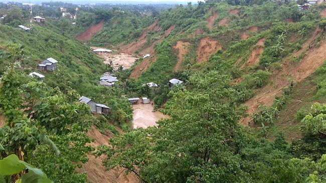 Landslides kill 147 in Bangladesh, northeast India