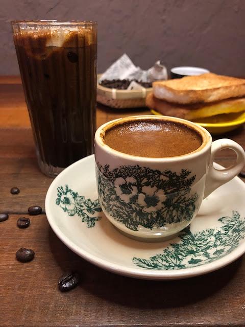Luckin Kopi Local Malaysia Muar Coffee