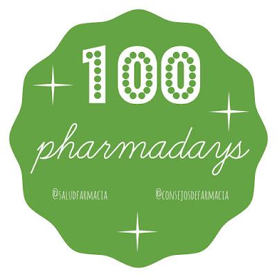 ¡Vuelven los #100pharmadays!