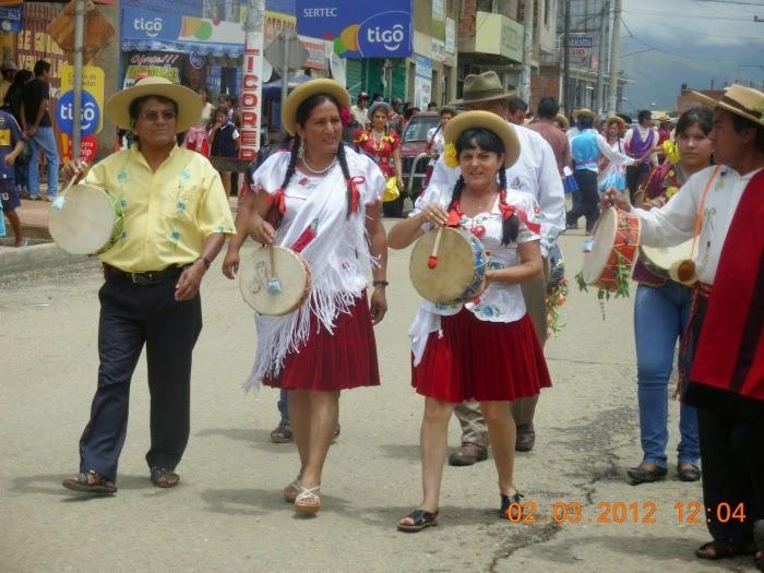 Tradiciones y Costumbres de Bolivia  December 2014 d392c30a5333