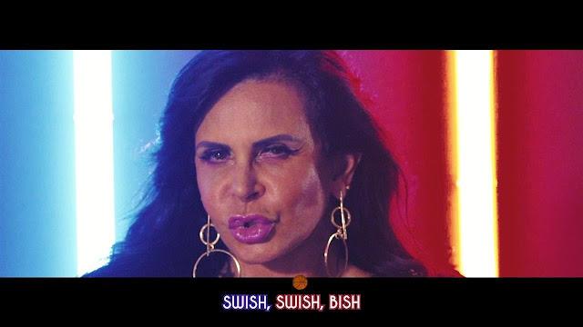 Katy Perry Premieres 'Swish Swish' Lyric video
